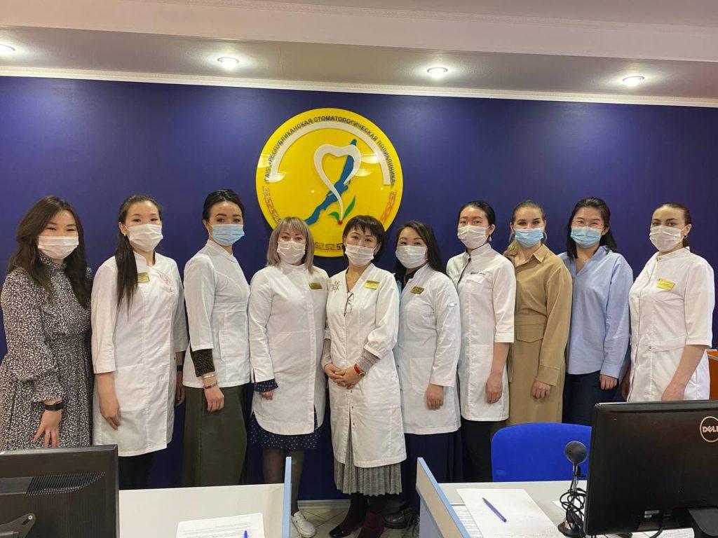26 марта прошла Ежегодная Итоговая Республиканская Конференция стоматологической службы в формате Zoom.